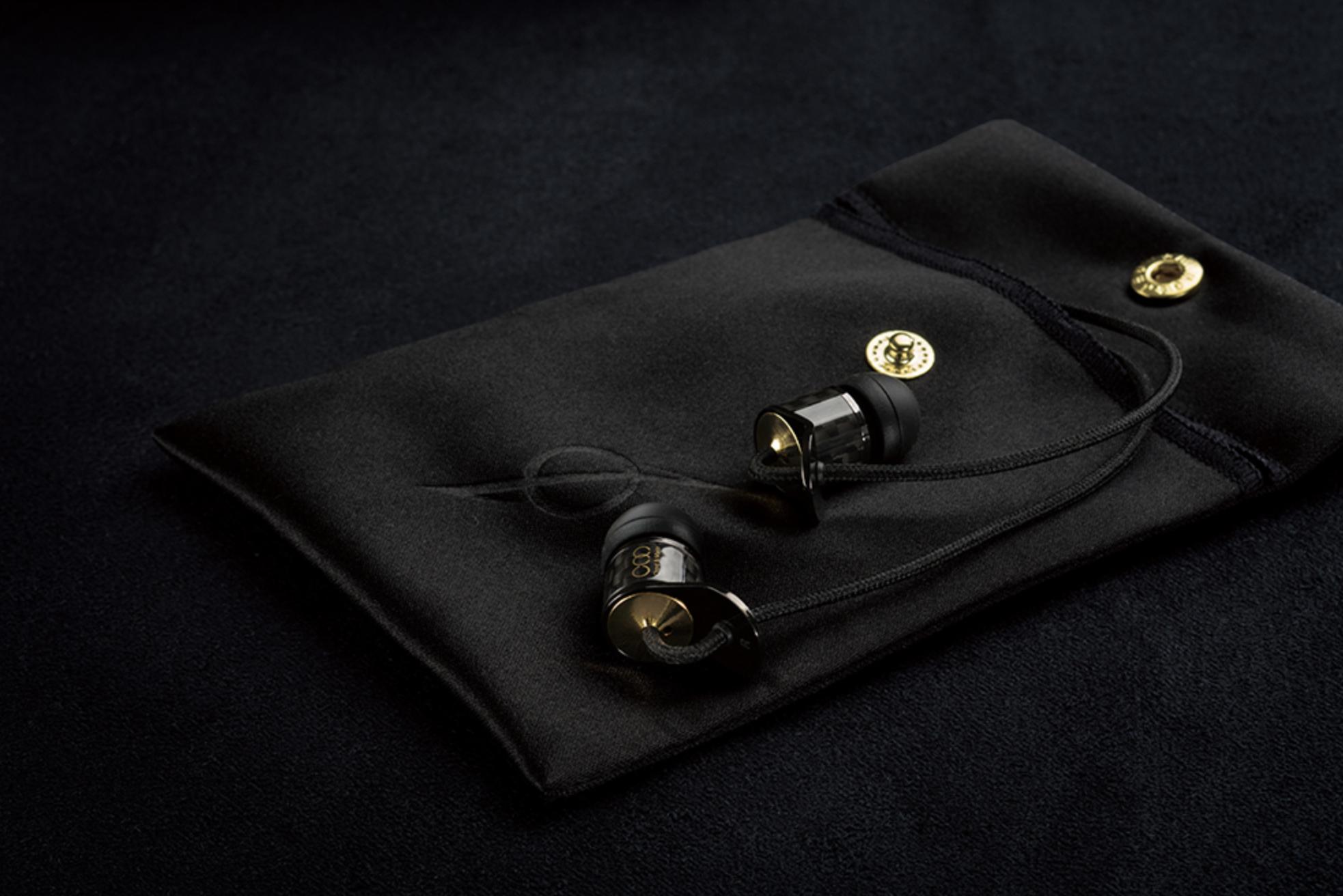 Major01'16 精緻絨布耳機收納袋